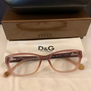 D&G Rx glasses 1216
